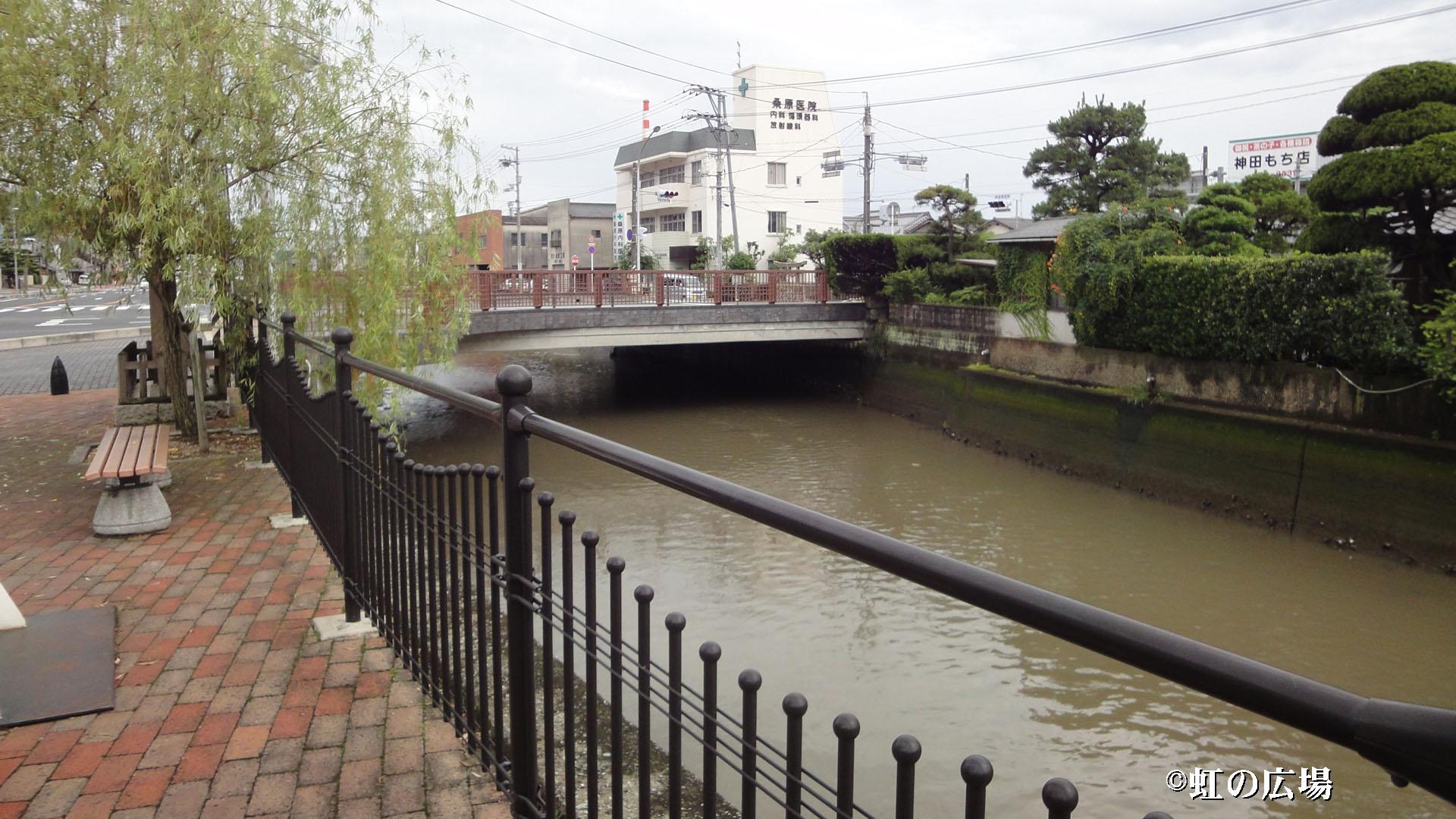 道の駅前広場