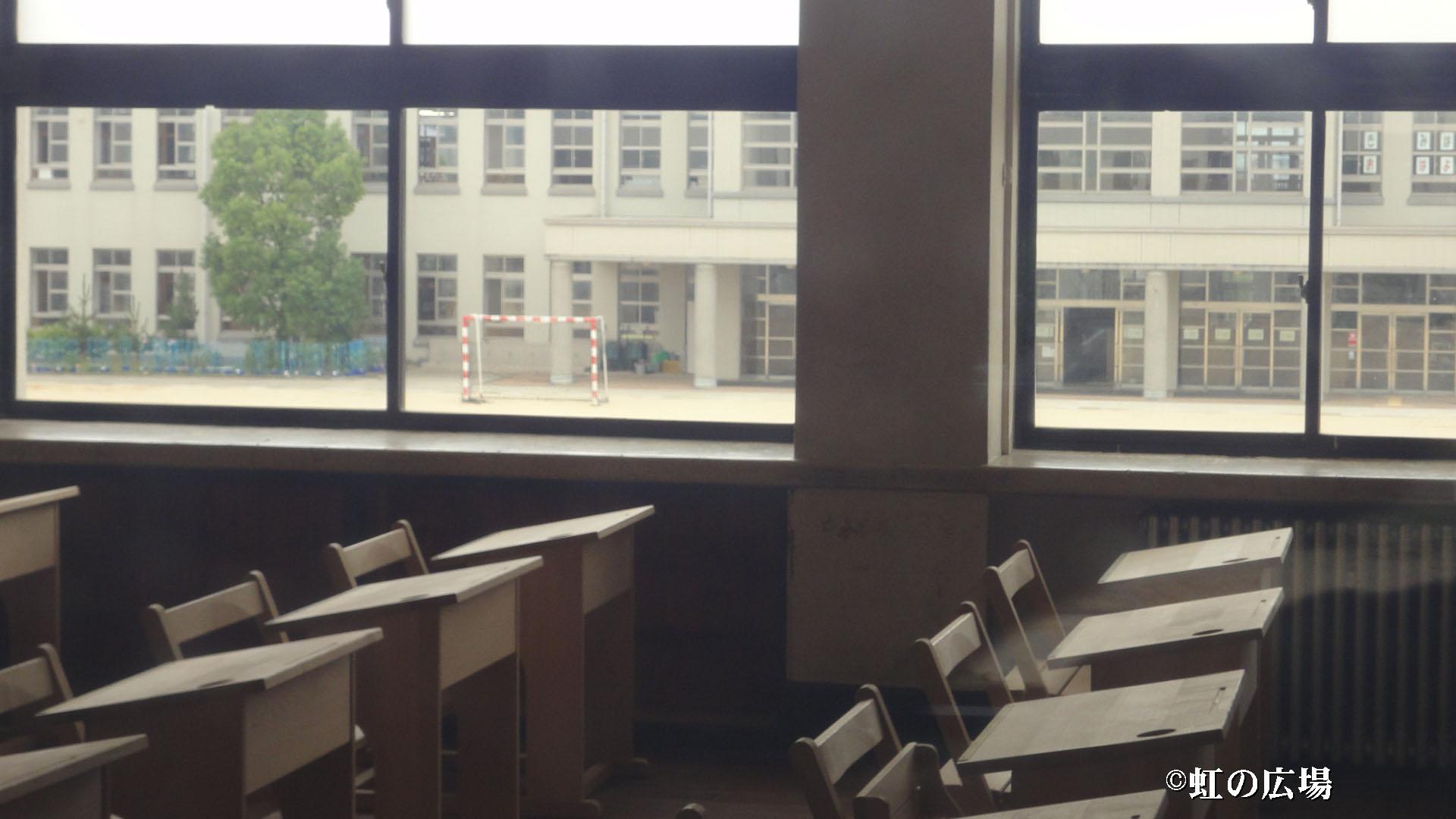 豊郷小学校教室