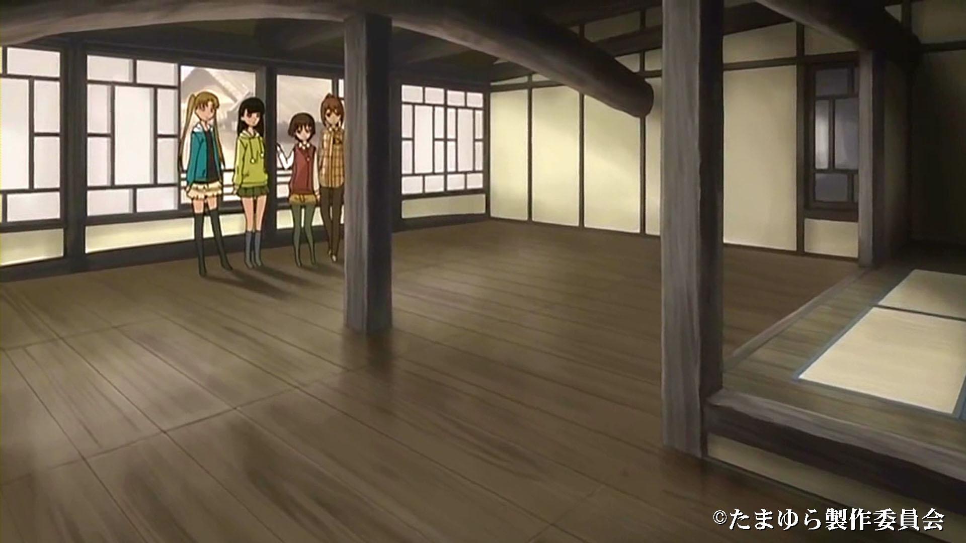 笠井邸2階<10話>