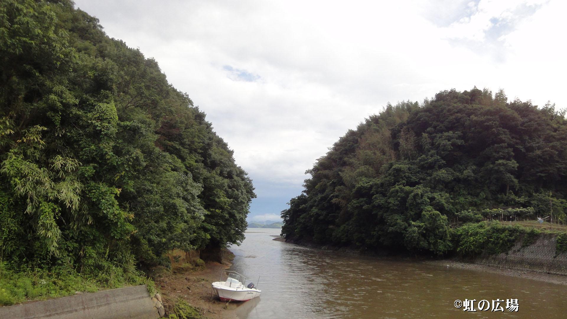 賀茂川河口